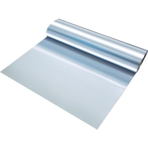 トラスコ中山 TRUSCO 樹脂コーティングアルミ箔反射シート 幅450mmX長さ10m TCAH4510