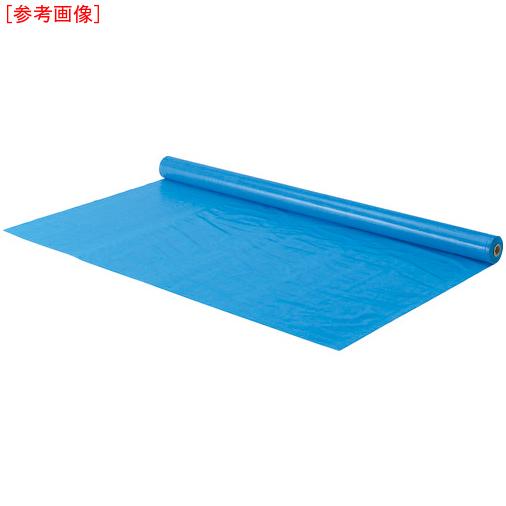 トラスコ中山 萩原 ターピークロスブルー#3000 3.6m幅×100m TPC36BL