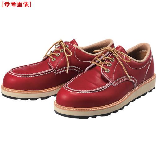 トラスコ中山 青木安全靴 US-100BW 23.5cm US100BW23.5