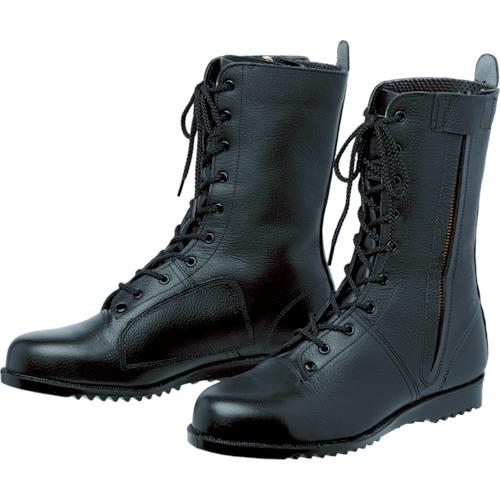 トラスコ中山 ミドリ安全 高所作業用作業靴 VS5311NオールハトメF 24.5cm VS5311NF24.5