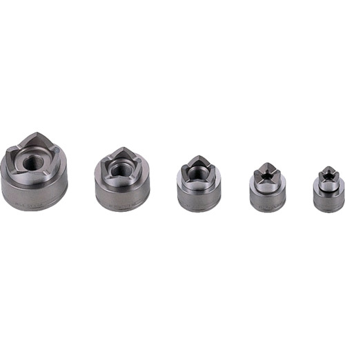 トラスコ中山 亀倉 HP-3用替刃 穴サイズ115.2mm  10442015