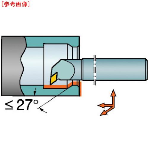 トラスコ中山 サンドビック T-Max P ネガチップ用ボーリングバイト A50UPDUNR158716