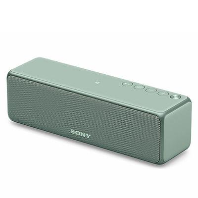 ソニー ワイヤレスポータブルスピーカー24W(12W+12W)(ホライズングリーン) SRS-HG10-G