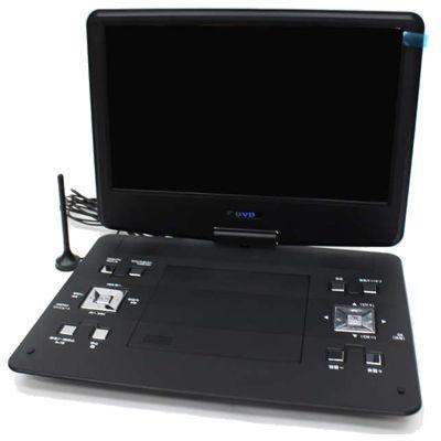 AKART 13.3インチ地デジフルセグ対応DVDプレーヤー HTA-PD13FS