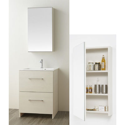 SANEI 洗面化粧台 WF019S2 600-IV-T3 WF019S2-600-IV-T3