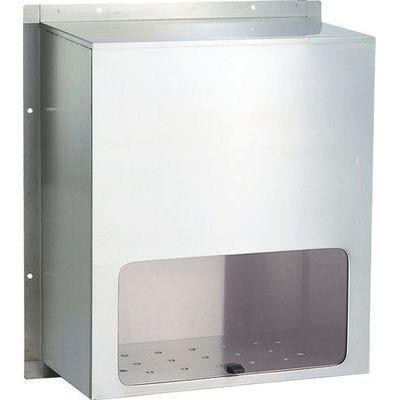 ハッピー金属工業 HSK ステンレス ポスト No.671 2267101 4990629671018