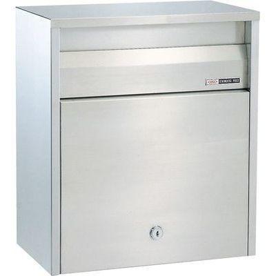 ハッピー金属工業 HSK ステンレス ポスト No.680 2268001 4990629680010