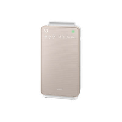 日立 加湿空気清浄機 自動おそうじ クリエア 適用畳数:48畳 /最大適用畳数(加湿):22畳 /PM2.5対応 シャンパンゴールド EP-NVG110-N