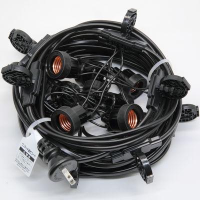 長谷川製作所 提灯コードライトタイプ CCA120L10P10【納期目安:2週間】