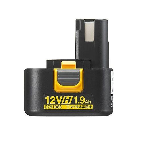 パナソニックエコソリューション ニッケル水素電池パック12V Hタイプ EZ9108S