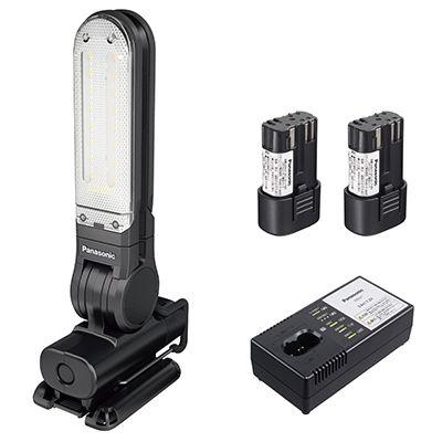 パナソニックエコソリューション 工事用充電LEDマルチライト EZ3720LA2S-B
