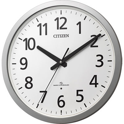 リズム時計 シチズン (シルバー) 4MY855-019