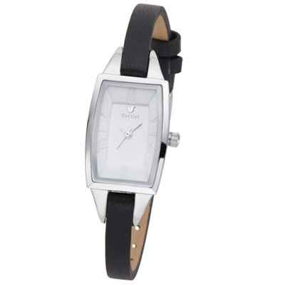 TirrLirr ティルリル 腕時計 ジュエリー ウォッチ ブランド レディース 革ベルト twc-003bk