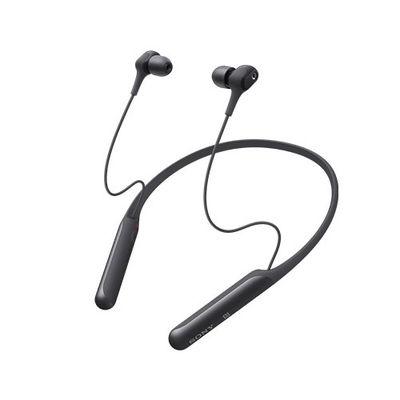 ソニー ワイヤレスノイズキャンセリングステレオヘッドセット ブラック WI-C600N-B