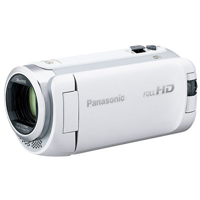 パナソニック デジタルハイビジョンビデオカメラ ホワイト HC-WZ590M-W
