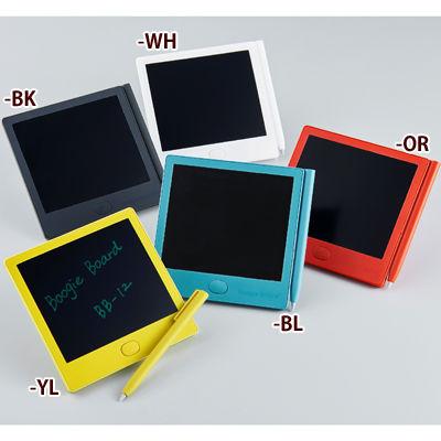 キングジム ふせんサイズの電子メモパッド「Boogie Board(ブギーボード)」(ホワイト) BB-12-WH