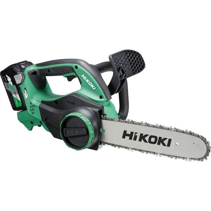 HiKOKI(日立工機) 【36V】【MULTI VOLT(マルチボルトシリーズ)】コードレスチェンソー(※本体のみ)(マルチボルト蓄電池・急速充電器は別売です) CS3630DA(NN)