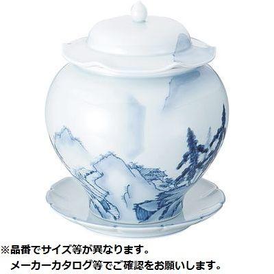 カンダ 青磁山水仏跳壇 中 KND-461027