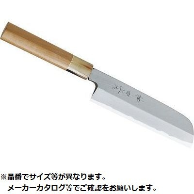 カンダ 神田上作 鎌形薄刃 195mm 05-0201-0404【納期目安:1週間】