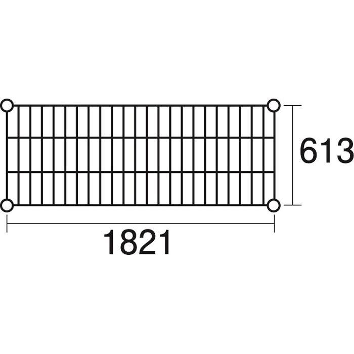 その他 スーパーエレクター 棚 LS1820 KND-137027