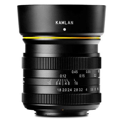 【送料無料】21mm F1.8(Canon-M) KAMLAN 21mm F1.8(Canon-M) KAM0016