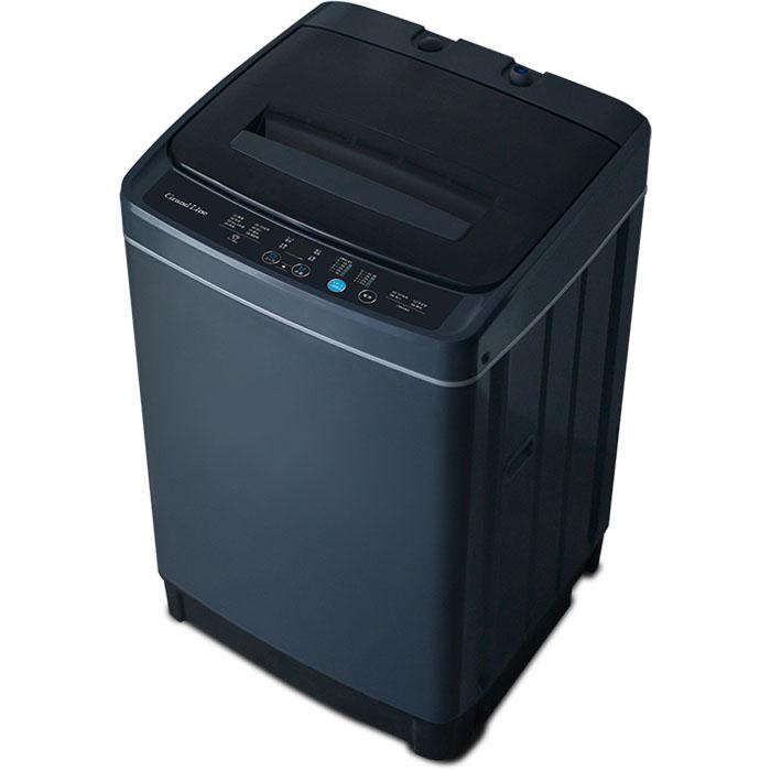 エスキュービズム 全自動洗濯機 5(ダークグレイ) SWL-W50-DG