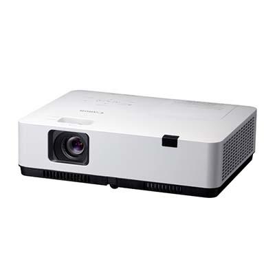 キヤノン 明るさ3500lm 解像度XGA LCDパネル搭載プロジェクター LV-X350【納期目安:2週間】