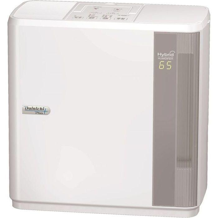 ダイニチ 加湿器(プレハブ洋室14畳まで/木造和室8.5畳まで) HD-5018-W