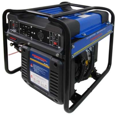 パワーテック インバーター発電機PGシリーズ (ガソリンエンジン) (※屋外専用) PG3100i