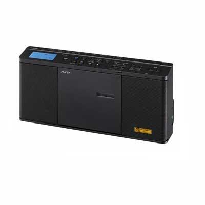 東芝 SD/USB/CDラジオ TY-ANX1-K【納期目安:6/下旬入荷予定】