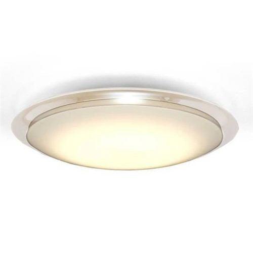 アイリスオーヤマ LEDシーリングライト 6.1 音声操作 12畳 (クリアフレーム) 4967576441636【納期目安:約10営業日】
