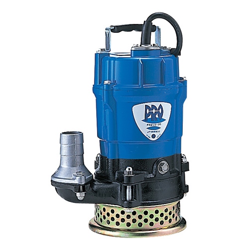 鶴見製作所 工事排水用ポンプ (PRO-25S2-60HZ) 4944792100608