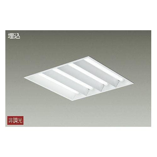 DAIKO LEDベースライト 27W/24W/19.5Wx4 ユニット別 LZB-92737XW