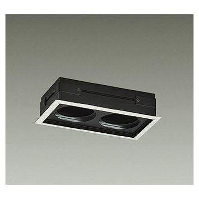 DAIKO LED取付枠 Φ75ダウンライト2灯用 LZA-92885