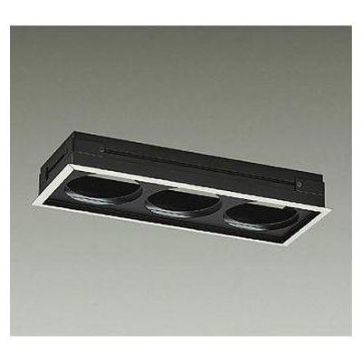DAIKO LED取付枠 Φ100ダウンライト3灯用 LZA-92888