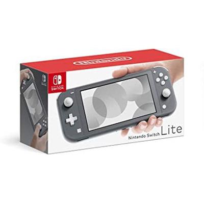 その他 Switch Lite本体 グレー 4902370542929