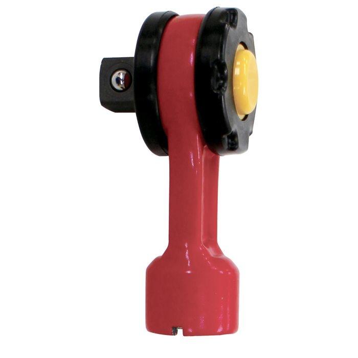 トップ工業 絶縁ラチェット形トルクヘッド RH4-15THZR 4975180372215