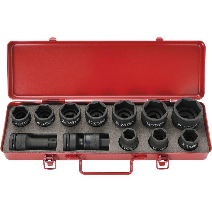 トップ工業 インパクト用ソケットセット PT-1736XUS 4975180729880