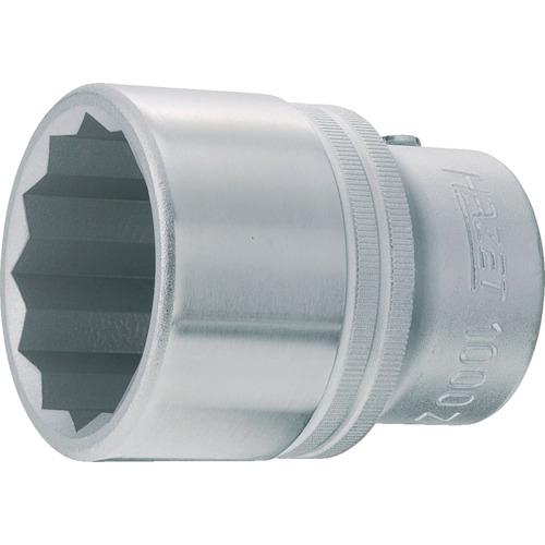 トラスコ中山 HAZET ソケット(12角タイプ・差込角19mm) tr-8288360