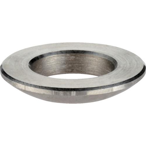 トラスコ中山 HALDER 球面ワッシャー ステンレス鋼 適合ボルトM42 tr-8498696
