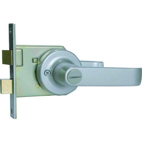 トラスコ中山 AGENT LB-640 レバーハンドル取替錠 B/S64 間仕切錠 tr-1317966