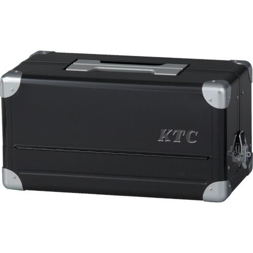 トラスコ中山 KTC 両開きメタルケース(ブラック) tr-8289648