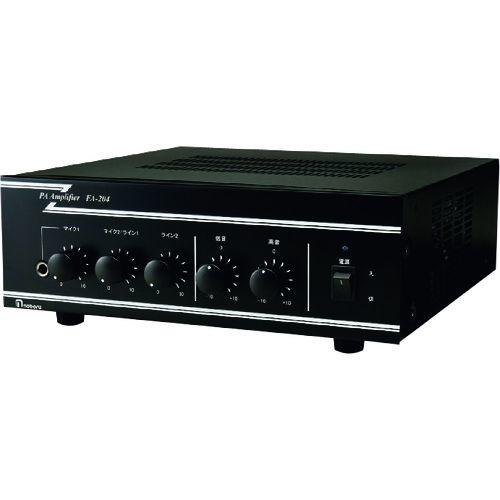 トラスコ中山 ノボル 40W 構内放送用アンプ tr-1490926