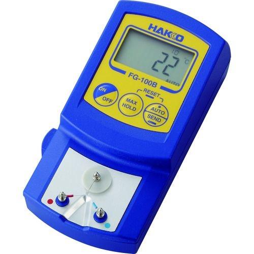 トラスコ中山 白光 こて先温度計 FG-100B 校正証明書付き tr-1470130