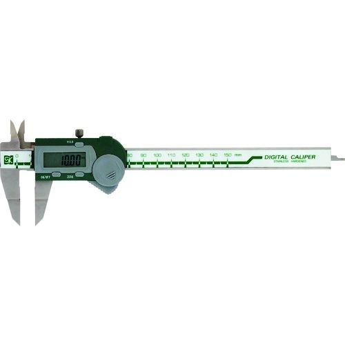 トラスコ中山 SK デジタルブレードノギス 150mm tr-1614796