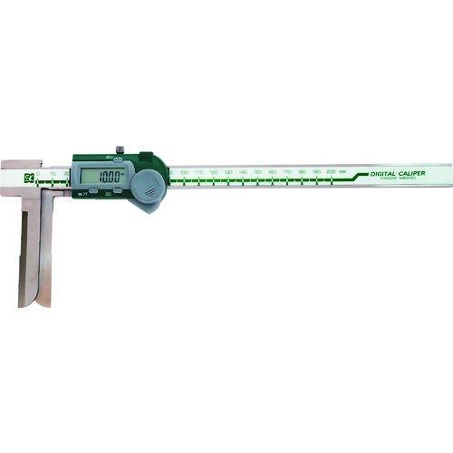 トラスコ中山 SK デジタルインサイドノギスナイフエッジ型 tr-1614803