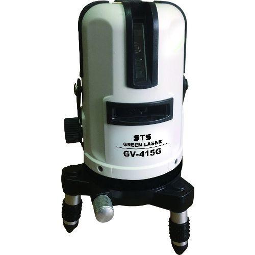 トラスコ中山 STS グリーンレーザー墨出器 GV-415G tr-1487055