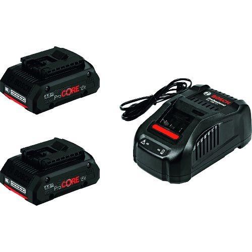 トラスコ中山 ボッシュ バッテリー充電器セット tr-1680221
