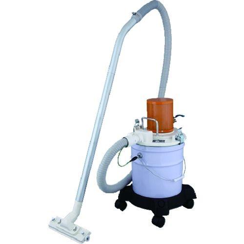 トラスコ中山 スイデン エア式ペール缶タイプ掃除機 tr-1372675