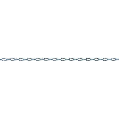 トラスコ中山 ニッサチェイン ステンレスサッシュチェーン30m tr-1355363